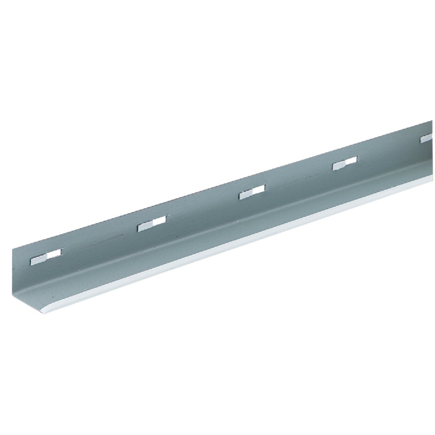 Donn 10 Ft. x 3/4 in. White Steel Ceiling Wall Molding Image 1