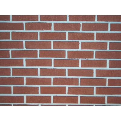 Z-Brick Inca 2-1/4 In. x 8 In. Red Facing Brick