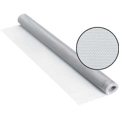 Phifer 36 In. x 25 Ft. Brite Aluminum Screen
