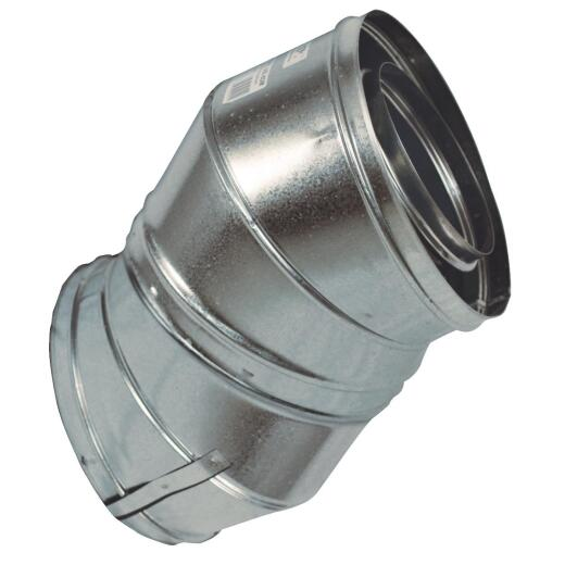 Comfort Flame IHP Pipe Fireplace Pipe Offset & Return