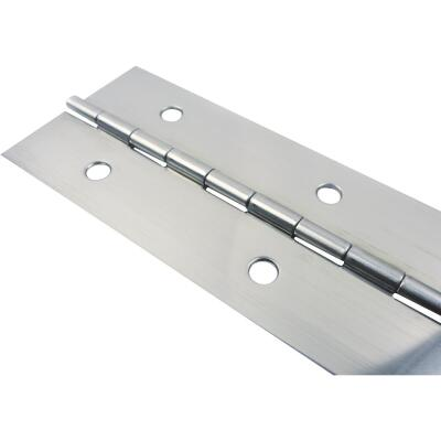 Seachoice 2 In. x 6 Ft. Stainless Steel Continuous Hinge