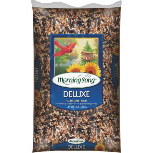 Morning Song 10 Lb. Deluxe Wild Bird Seed
