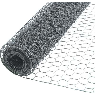 Do it 2 In. x 24 In. H. x 50 Ft. L. Hexagonal Wire Poultry Netting