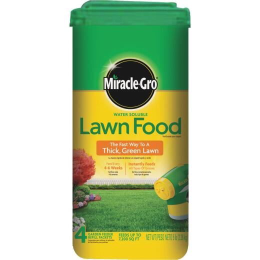 Miracle-Gro 5 Lb. 7200 Sq. Ft. 36-0-6 Lawn Fertilizer