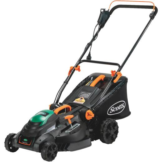 Scotts 19 In. 13 Amp 2-In-1 Electric Lawn Mower